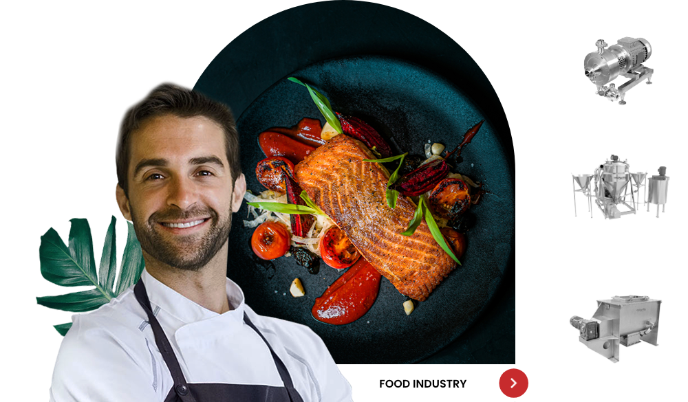 PerMix Food industry